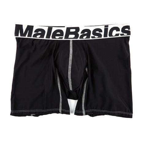Boxer Brief Microfiber // Black