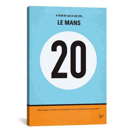 """Le Mans (18""""W x 26""""H x 0.75""""D)"""
