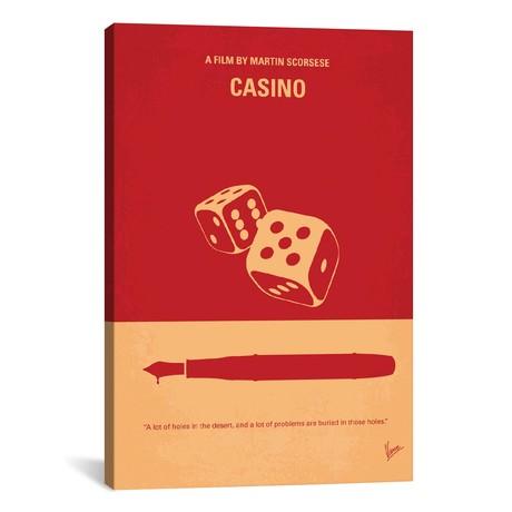 """Casino (18""""W x 26""""H x 0.75""""D)"""