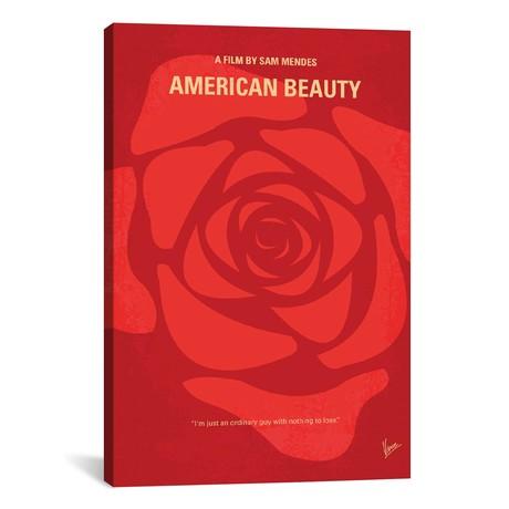 "American Beauty (18""W x 26""H x 0.75""D)"