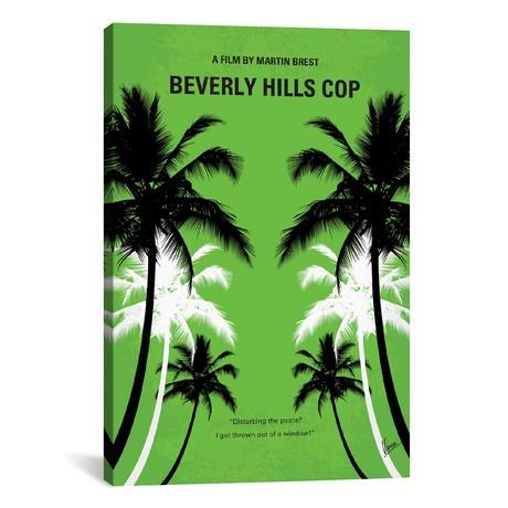 "Beverly Hills Cop (26""W x 40""H x 0.75""D)"