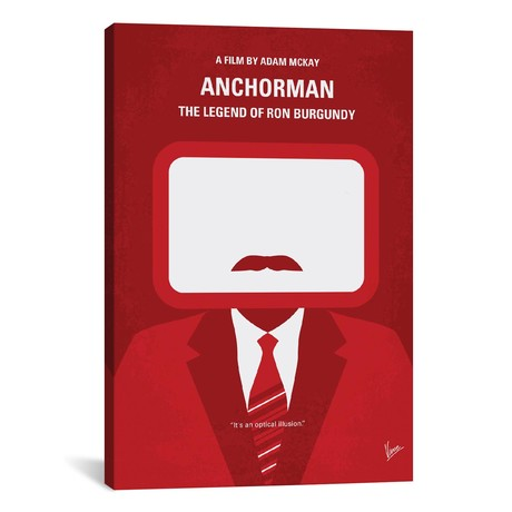 "Anchorman (18""W x 26""H x 0.75""D)"