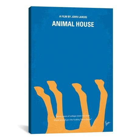 "Animal House (26""W x 40""H x 0.75""D)"