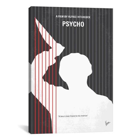 "Psycho (18""W x 26""H x 0.75""D)"