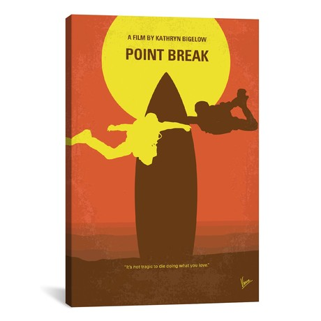 "Point Break (18""W x 26""H x 0.75""D)"