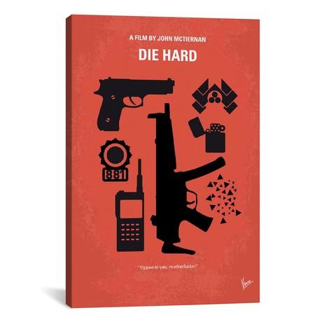 """Die Hard (18""""W x 26""""H x 0.75""""D)"""