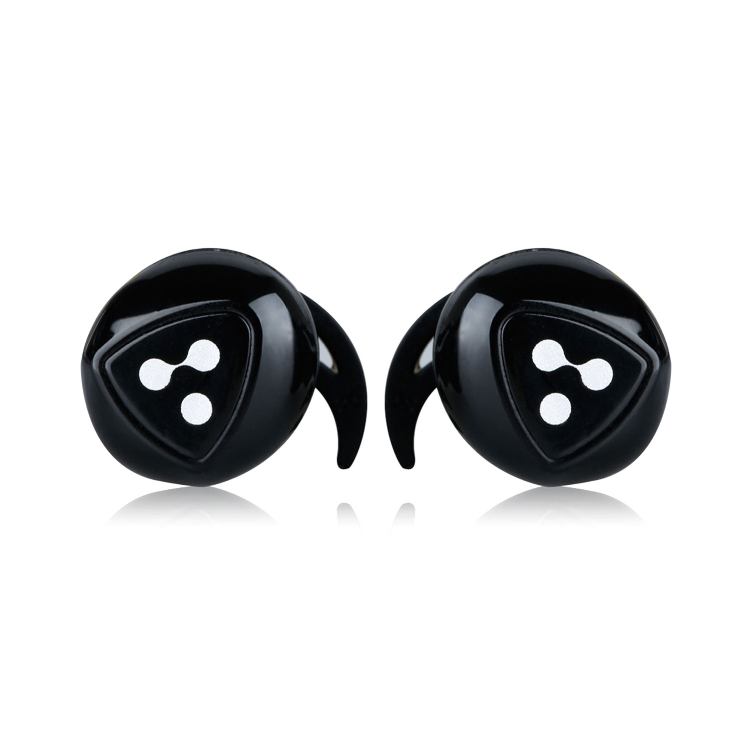 airwave wireless bluetooth earbuds air wave touch of modern. Black Bedroom Furniture Sets. Home Design Ideas