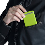 Zenlet Wallet + RFID Block Card (Black)