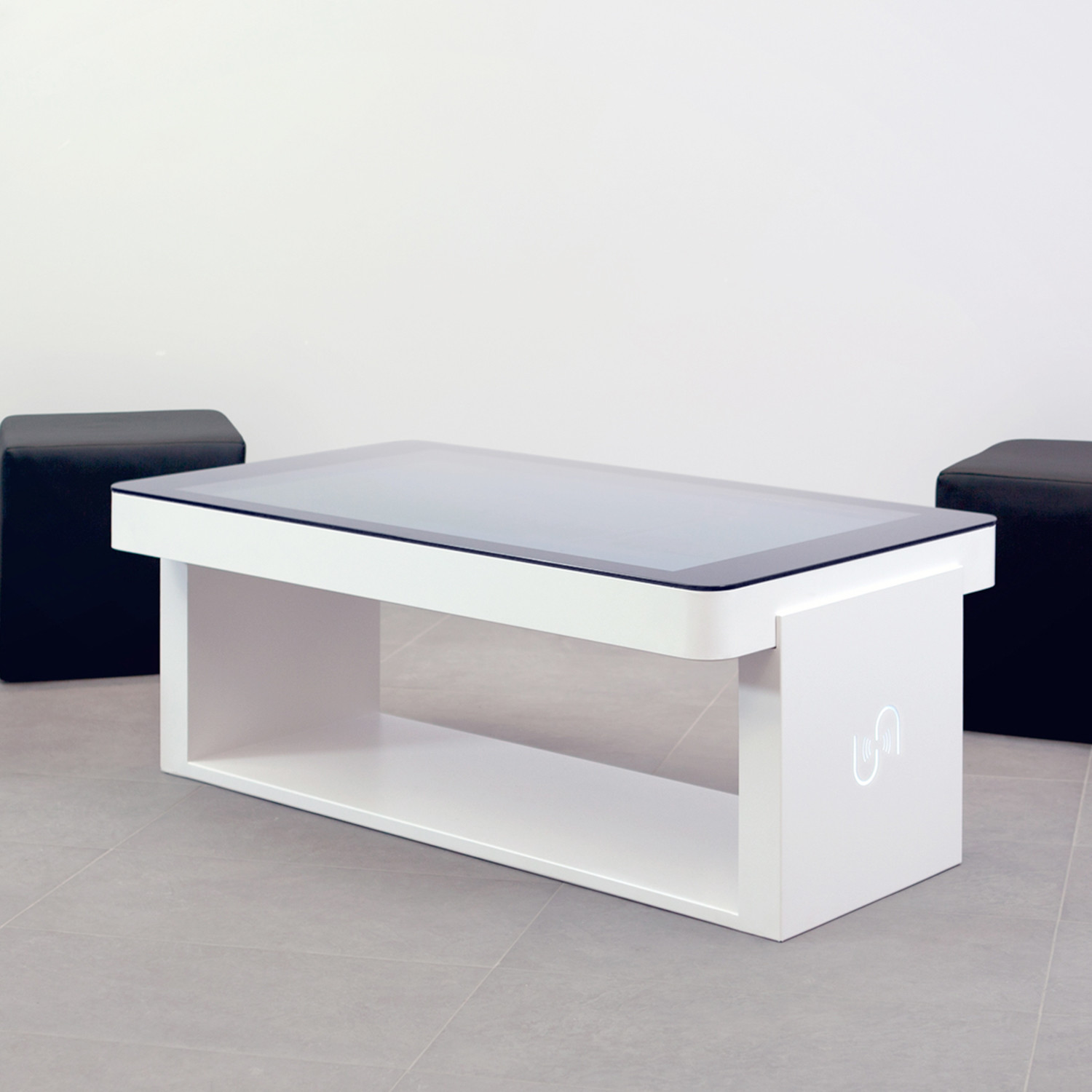 Hume Lab Touch Screen Coffee Tables Touch of Modern