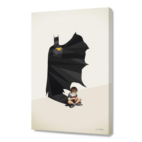 """Gotham Shadows (16""""W x 24""""H x 1.5""""D)"""