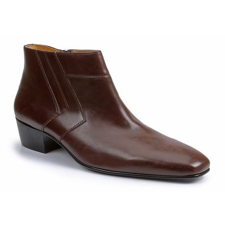 Blackjack Plain Toe Demi-Boot // Brown (US: 7)