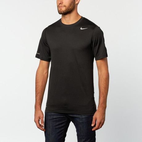 Nike performance training tee black s mercedes benz for Mercedes benz shirts and clothing