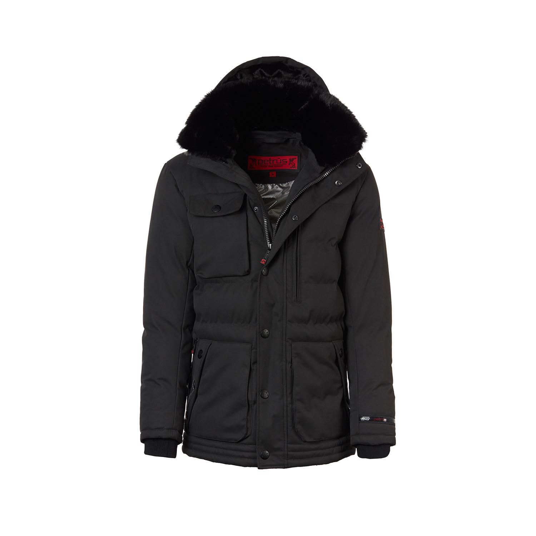Petrûs // Emerald Jacket // Phantom Grey (S) - Heavy Winter Coats