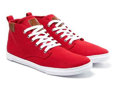 Touch Of Modern - Vlado Avant-Garde Footwear Leon Sneaker // Red (US: 9) Photo