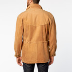 Walker Jacket // Tan (M)