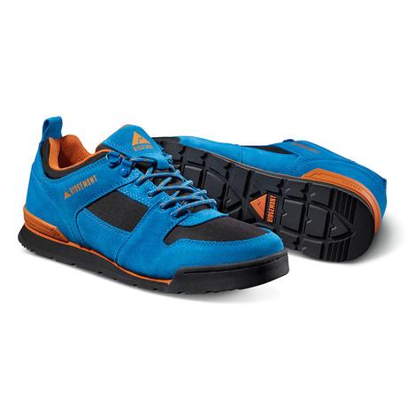 Monty Lo // Blue + Orange