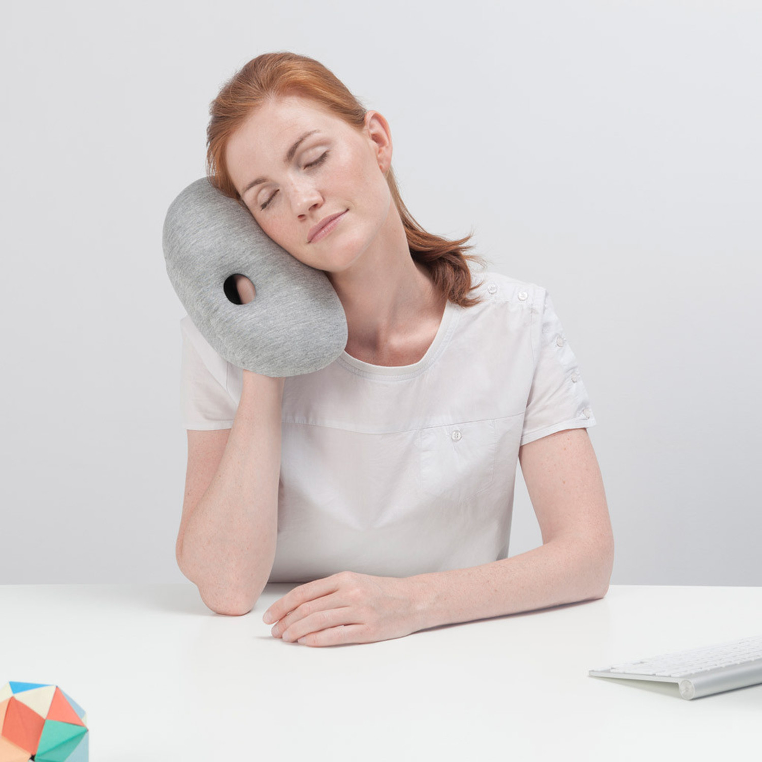 Ostrich Pillow Mini (Sleepy Blue) - Studio Banana - Touch of Modern