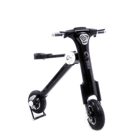 Q-Bike // Black