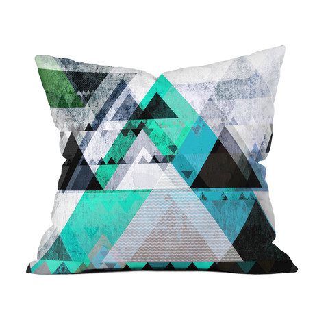 Graphic 4 XY // Throw Pillow