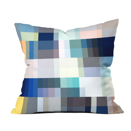 Nordic Combination 30 // Throw Pillow