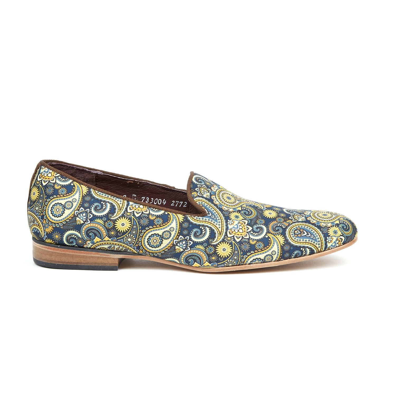 Slip On Leather Shoes Amoebas