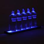 LED Liquor Shelf // 2 Feet