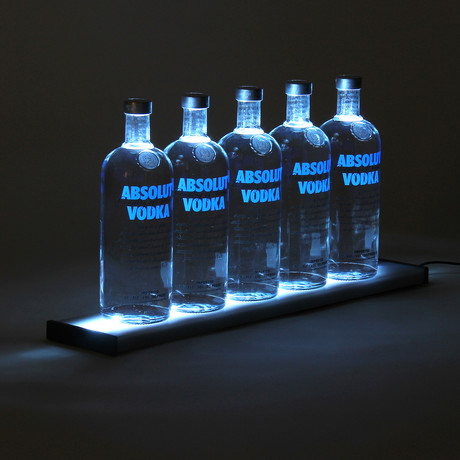 LED Liquor Shelf // 2 Feet