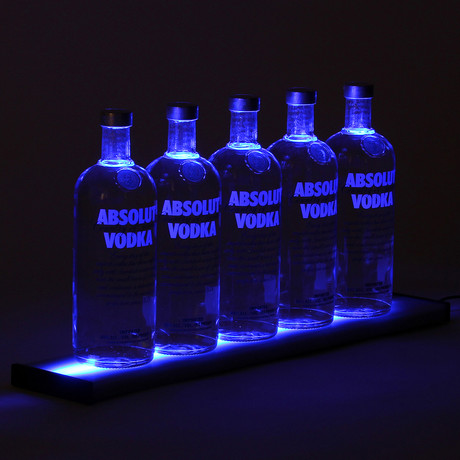 LED Liquor Shelf // 3 Feet