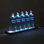 LED Liquor Shelf // 3 Feet