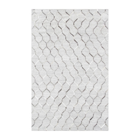 Chainmail // Brushed Aluminum