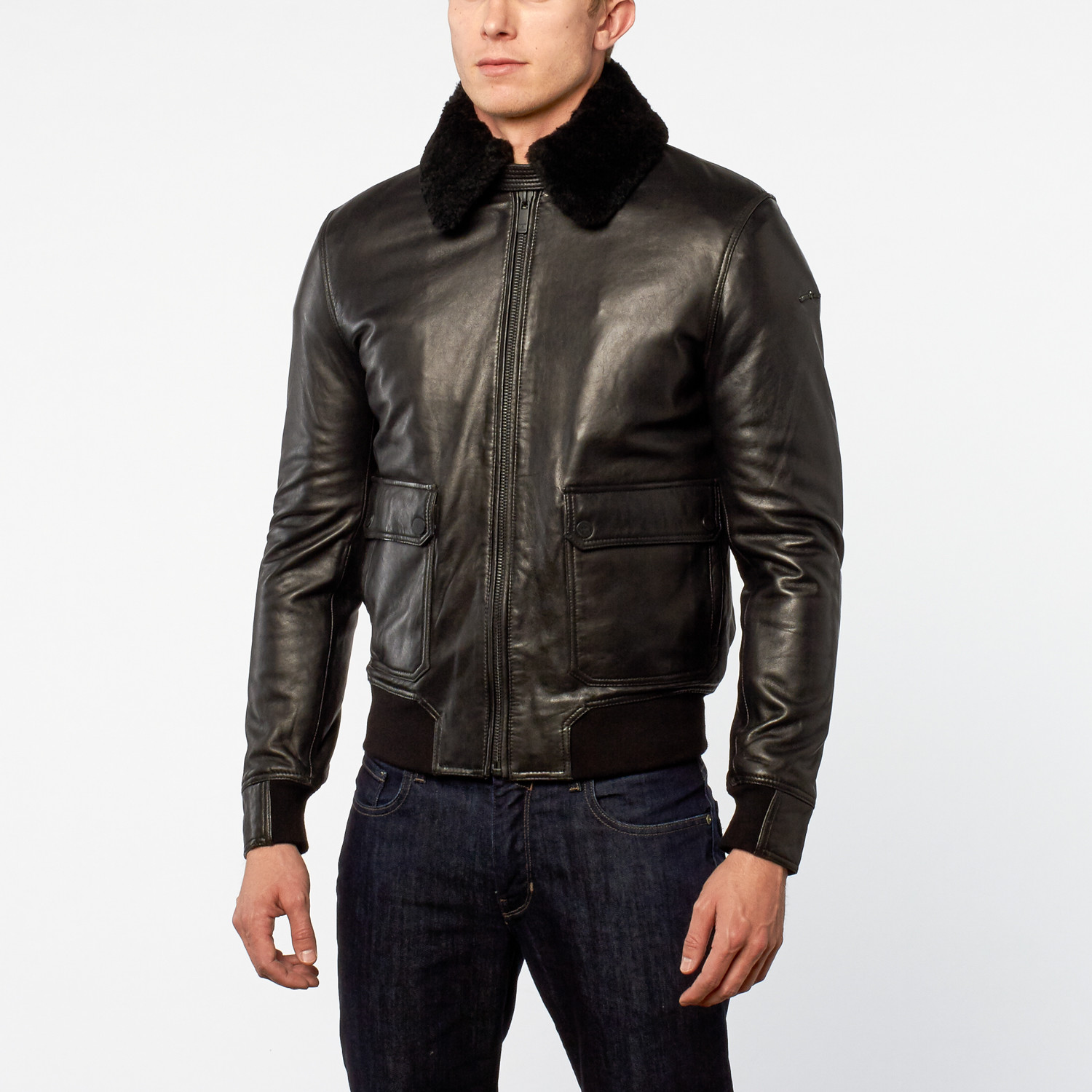 English leather jackets