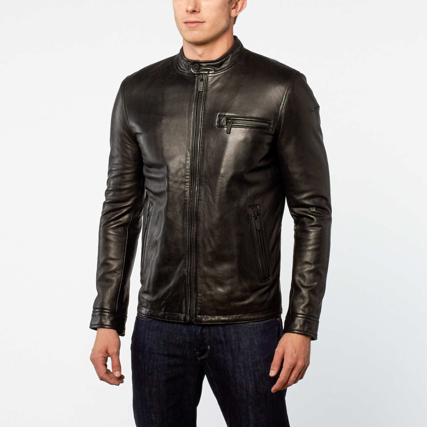 English Leather Jackets - Heirloom Leather Pieces - Touch of Modern