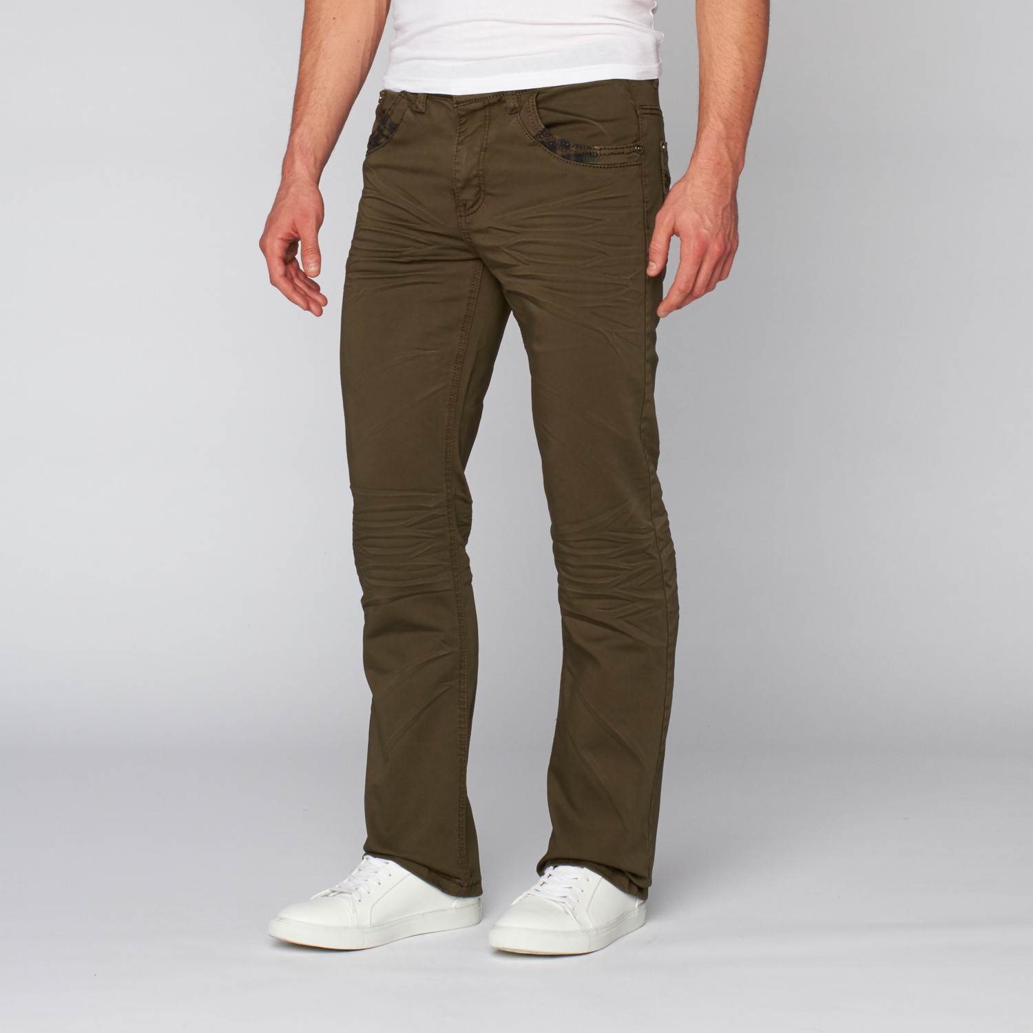 Enjoy free shipping and easy returns every day at Kohl's. Find great deals on Brown Stretch Pants at Kohl's today!