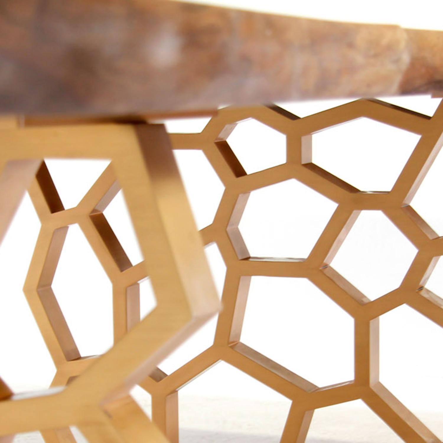 Charmant Honeycomb // Dining Table