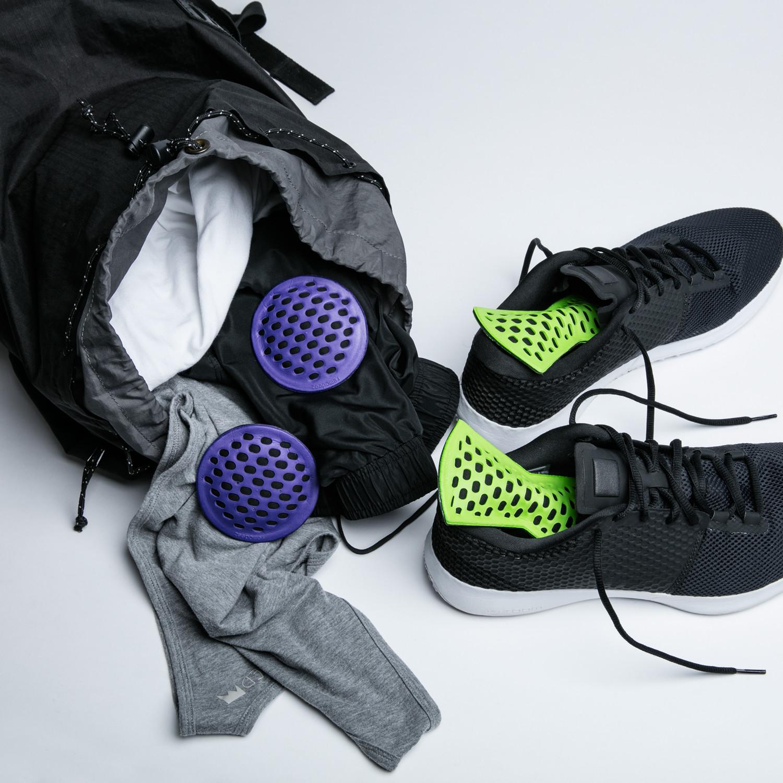 Odor Eliminator    Green   Purple    Gym Set. Odor Eliminator    Green   Purple    Gym Set   Remodeez   Touch of