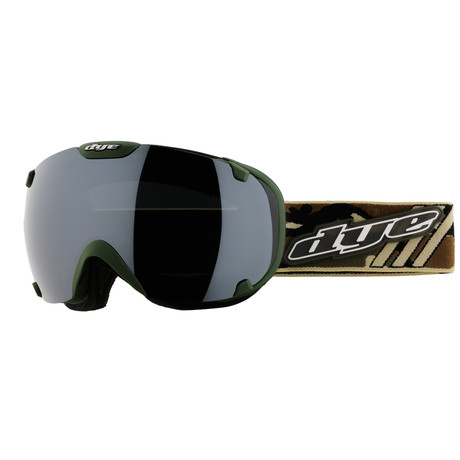 T1 Snow Goggle // Camo // 2 Lens Pack