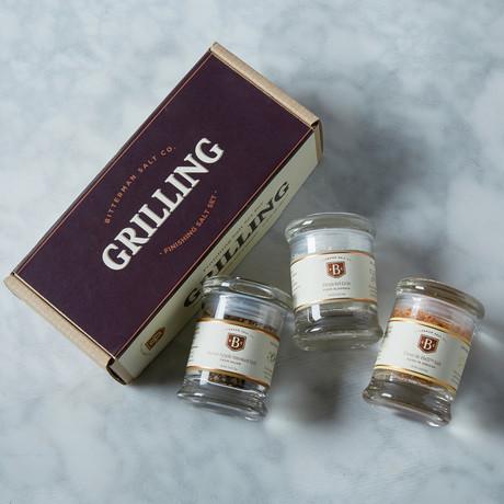 Grilling Salt // Set of 3