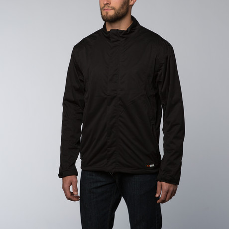 Mobile Warming Balmore Heated Jacket // Black (L)
