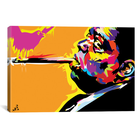 """The Notorious B.I.G. (18""""W x 26""""H x 0.75""""D)"""