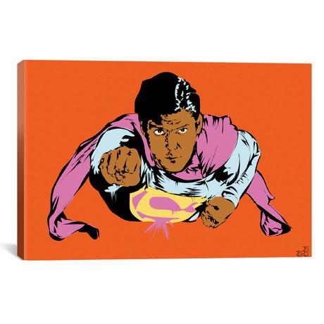 "Superman (18""W x 26""H x 0.75""D)"