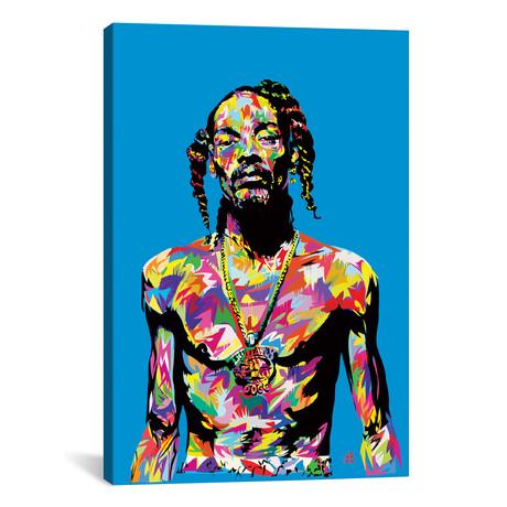 """Snoop (18""""W x 26""""H x 0.75""""D)"""