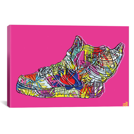 "adidas // Jeremy Scott (Wings 2.0) (26""W x 18""H x 0.75""D)"