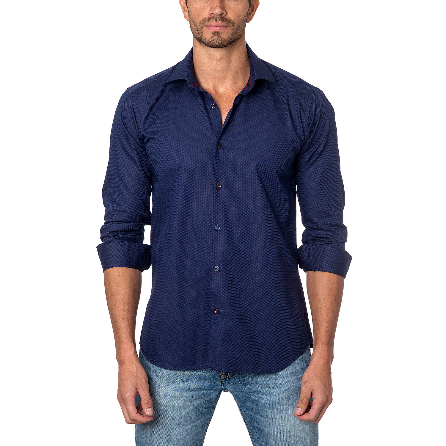 Find dark blue button up shirt at ShopStyle. Shop the latest collection of dark blue button up shirt from the most popular stores - all in one place.