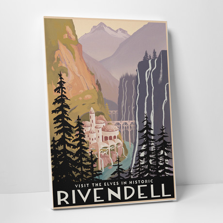 Visit Historic Rivendell