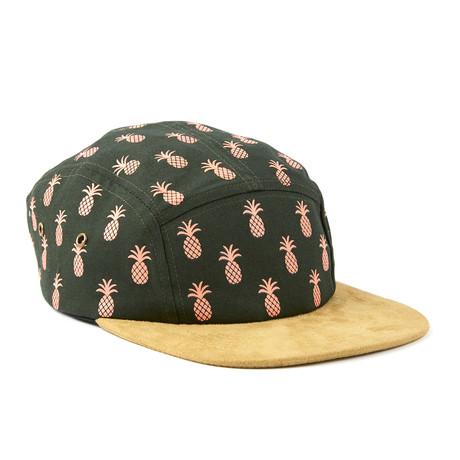 Pineapple Cap // Green