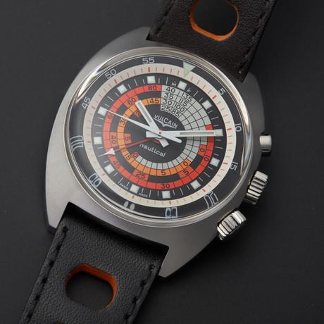 Nautical Seventies Automatic // 100159.081L/BK