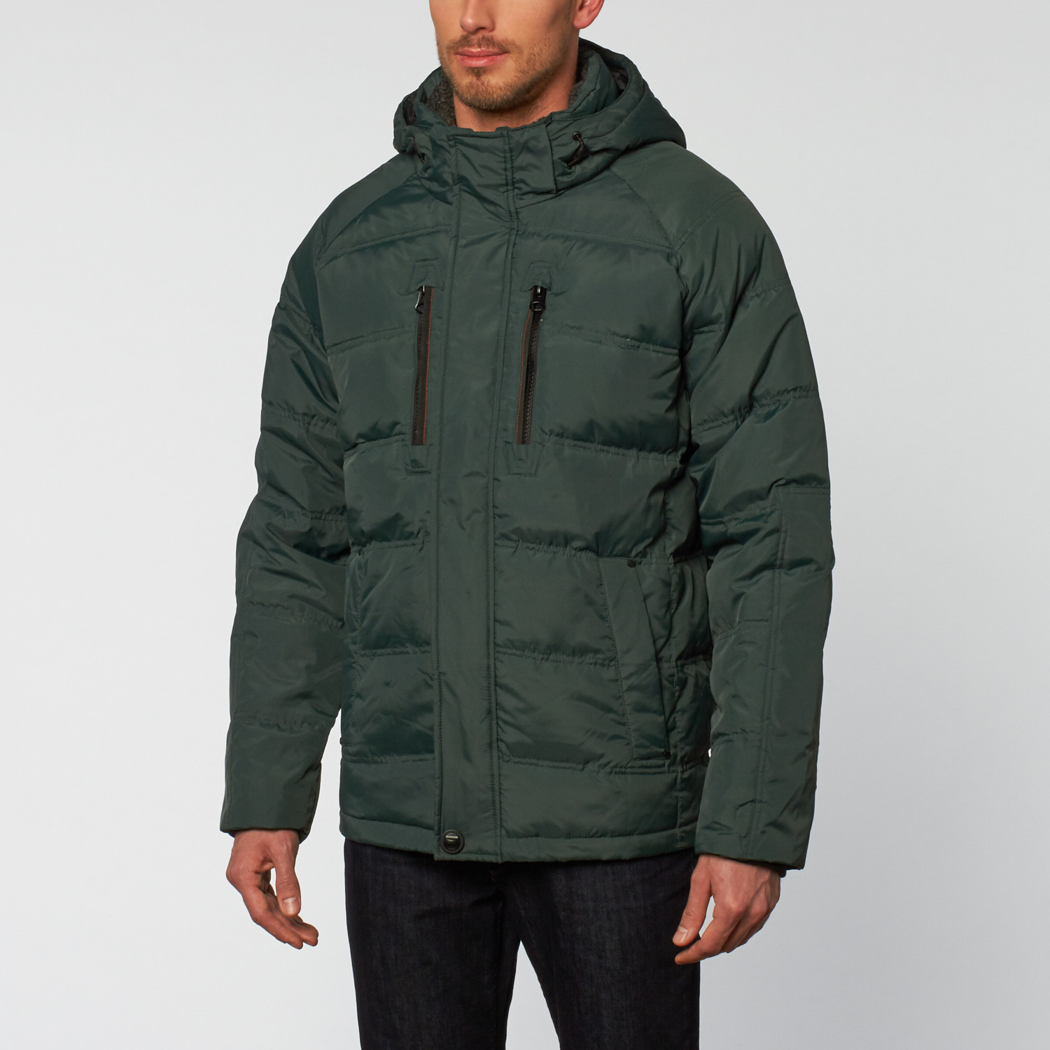 6949dae1be3 Clarkson Down Parka // Pine (S) - Hawke & Co - Touch of Modern