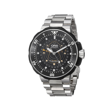 Oris Moon Pointer Automatic // 76176827154RS