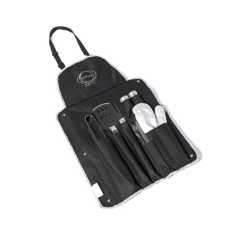 Eclipse BBQ Set + Folding Carrier