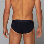Evo Brief // Navy (S)
